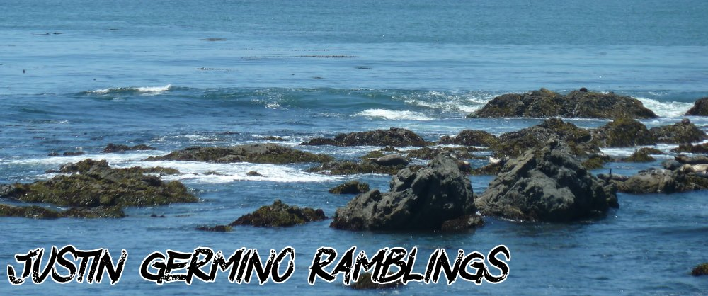 Justin Germino Ramblings Logo